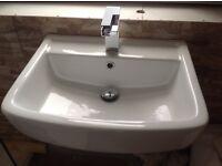 Hudson Reed Wash-Hand Basin & Tap
