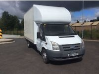 TRANSIT LUTON 115 T350 RWD 57 PLATE WITH TAIL LIFT