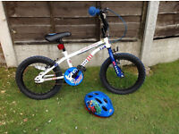 BOYS APOLLO STUNT KING BIKE 16""
