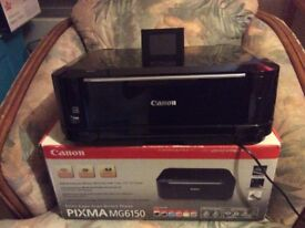 Cannon pixma MG6150 Printer/scanner