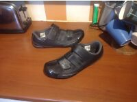 Shimano RP2 Road Cycling Shoes, almost new. Size 45