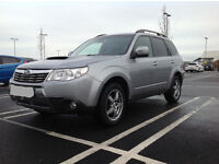 Subaru Forester AWD 4x4 2.0 Diesel 2010 LHD excellent parts donor