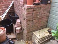 Patio bricks/drive way bricks for sale