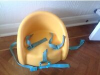 Mothercare baby seat