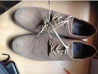 Giovanni beige size 10 shoes