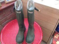 Royal Hunter Wellington boots