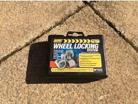 M10 trailer locking nuts