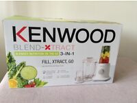 Kenwood food blender