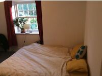 sunny double room in Montpelier