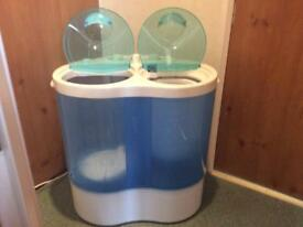 Twin Tub Washing machine for Caravan/Boat