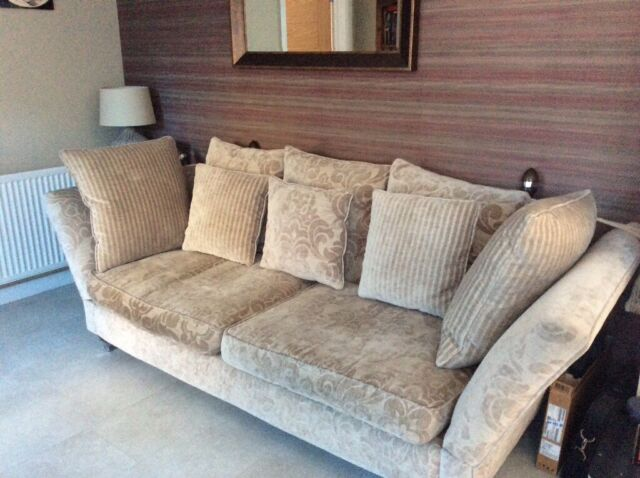 Sofa 3 4 Seater (Barker & Stonehouse) | in Newcastle, Tyne and Wear | Gumtree