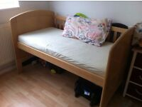 Kids cot bed for sale