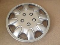 15 inches x 4 Wheel Hub Cover Brand New £18