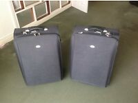 Suitcases, Antler brand