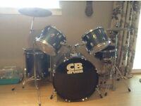 CD drum set. Good condition