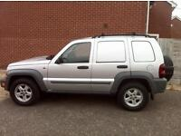 Jeep Cherokee Pioneer ( commercial / Van)