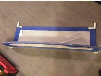 Tomy child's bed guard for sale