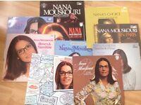 10 Nana Mouskouri Albums