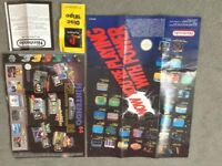 Nintendo & Nintendo 64 Flyers, Disk Wipes