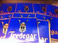 TREDEGAR Album Mint condition, several in stock.