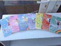 Rainbow Fairies books 1-7