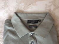 2 Glenmuir stay dri polo shirts size XL