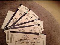 Little Mix Tickets, Newcastle, 3rd November