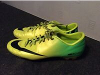 Nike Mercurial Football Boots Size 10.5