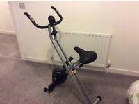 Pro-fitness exercise bike