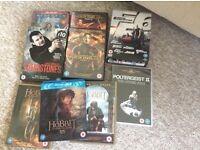 Dvd & blue ray films