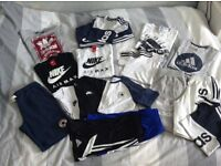 Adidas and Nike boys clothes bundle 10-12 years