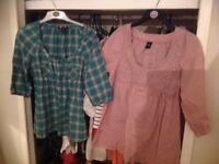 Maternity clothes bundle, Spring/summer wardrobe, size 12/14/medium,