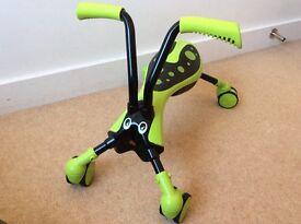 Scramble bug bike