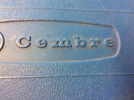 Cembre Crimper with Dies