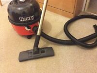 Henry hoover with all accessories (see photos)