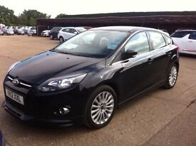 2012 Ford Focus 1.6 (180bhp) Ecoboost