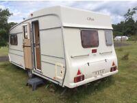 Carlight 16ft, 2 berth caravan for sale