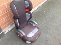GRACO high back Child's Car seat.