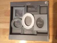 Brand New - NEXT Collage Grey & White Photo frame