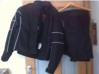 XL ladies motorbike gear