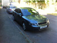 audi a4 2.0 petrol for breaking