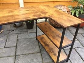 Brand New Corner Desk - Excellent !