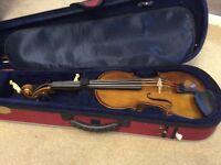Stentor student II full size violin
