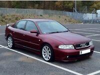 Audi A4 1.8 SE Petrol + S4 Looks NOT Tdi
