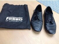 MAN'S DANCE SHOES FREED BLACK SIZE 11
