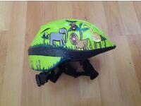 Kids helmet - small size 46-53 cm