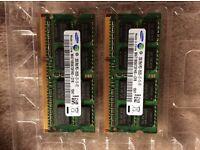MACBOOK PRO 2 x 2GB RAM (Mid 2010)