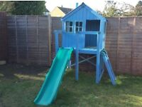 TP Playhouse with Slide