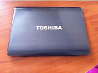 TOSHIBA SATELLITE LAPTOP * WEBCAM * HDMI * DOLBY * WINDOWS 7 * OFFICE