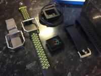 Fitbit Blaze with extra straps